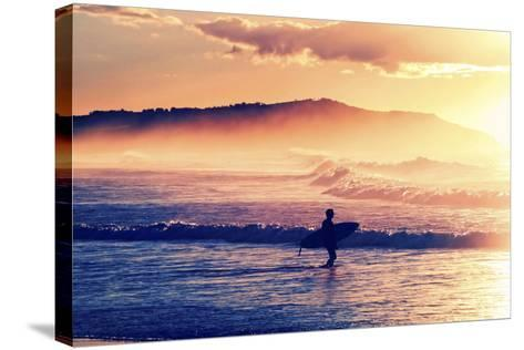 Where Magic Happens-Incredi-Stretched Canvas Print