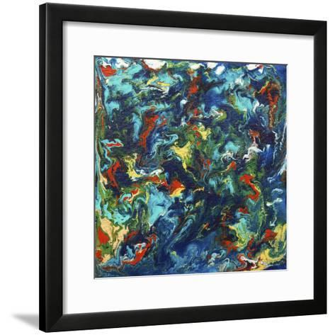 The Divide 5-Hilary Winfield-Framed Art Print