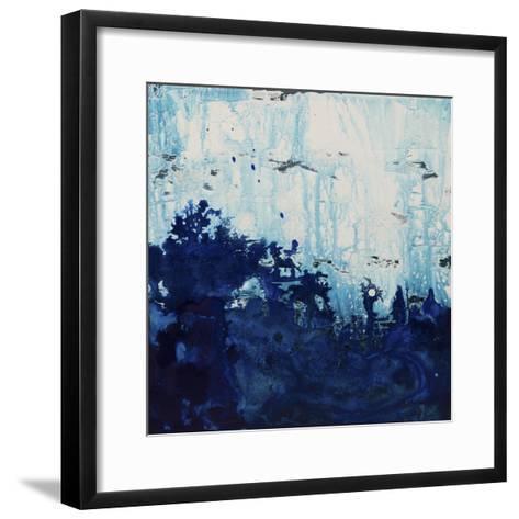 Topography 5-Hilary Winfield-Framed Art Print