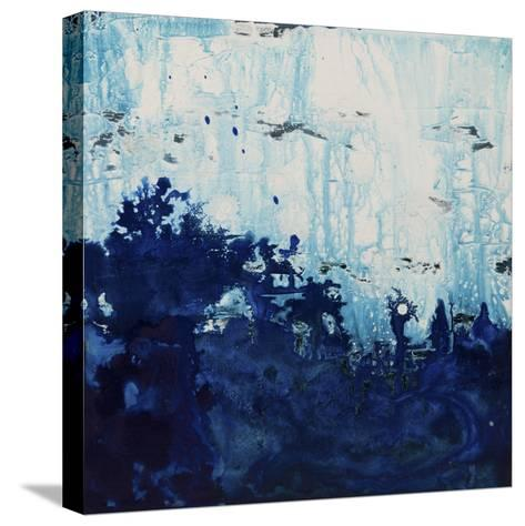 Topography 5-Hilary Winfield-Stretched Canvas Print