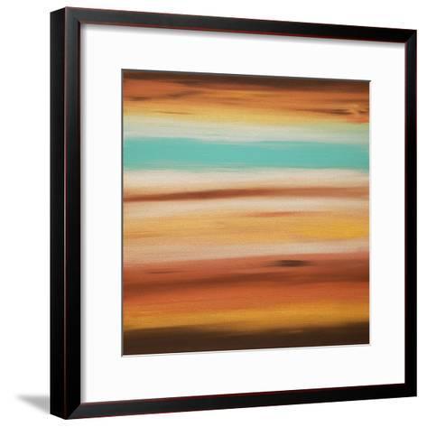 Sunset 9-Hilary Winfield-Framed Art Print