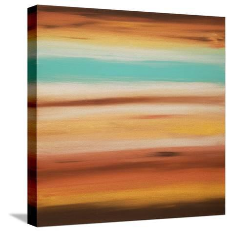Sunset 9-Hilary Winfield-Stretched Canvas Print