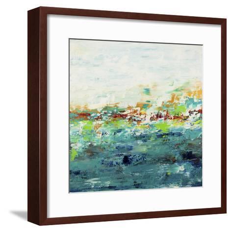 Transcending-Hilary Winfield-Framed Art Print