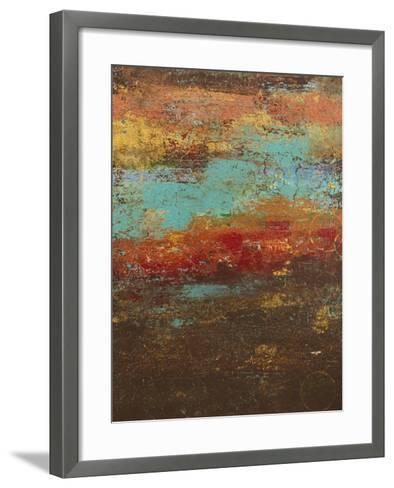 Modern Industrial 5-Hilary Winfield-Framed Art Print