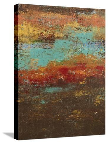 Modern Industrial 5-Hilary Winfield-Stretched Canvas Print