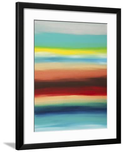 Sunrise 17-Hilary Winfield-Framed Art Print