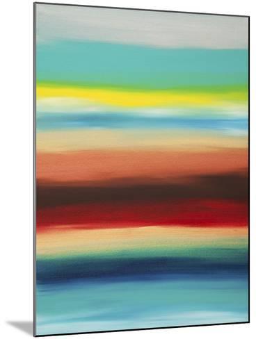 Sunrise 17-Hilary Winfield-Mounted Giclee Print
