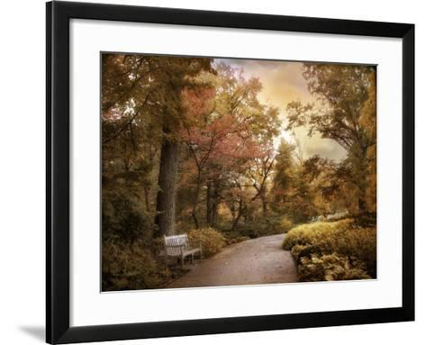 Autumn Aesthetic-Jessica Jenney-Framed Art Print