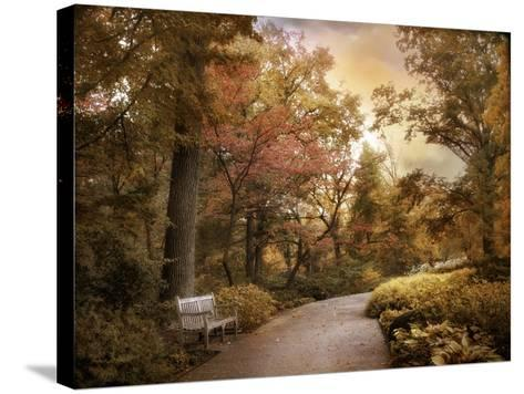 Autumn Aesthetic-Jessica Jenney-Stretched Canvas Print