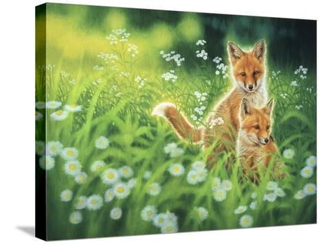 Fresh Breeze-Joh Naito-Stretched Canvas Print