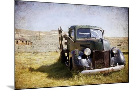 Ford V8-Jessica Rogers-Mounted Giclee Print