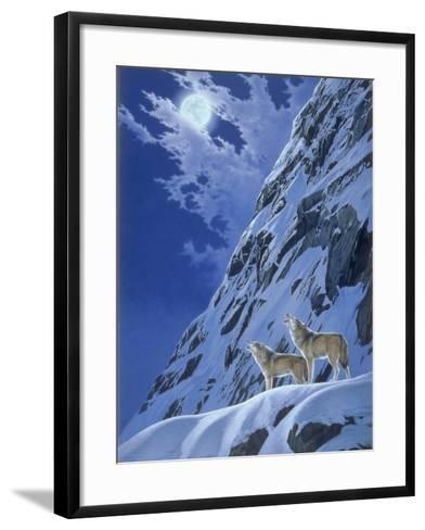 Faraway Call-Joh Naito-Framed Art Print
