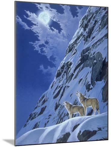 Faraway Call-Joh Naito-Mounted Giclee Print