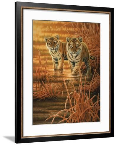 In the Morning Sun-Joh Naito-Framed Art Print