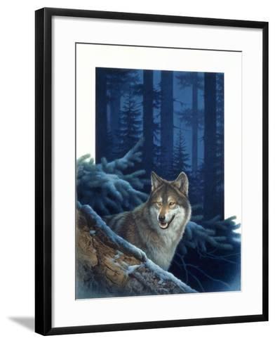 Invitation-Joh Naito-Framed Art Print