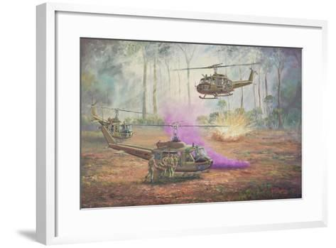 Hot Extraction 11-John Bradley-Framed Art Print