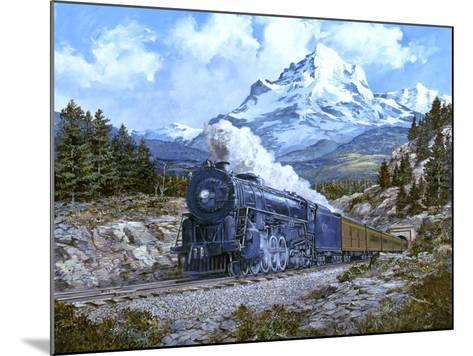 Locomotive 4-Jack Wemp-Mounted Giclee Print
