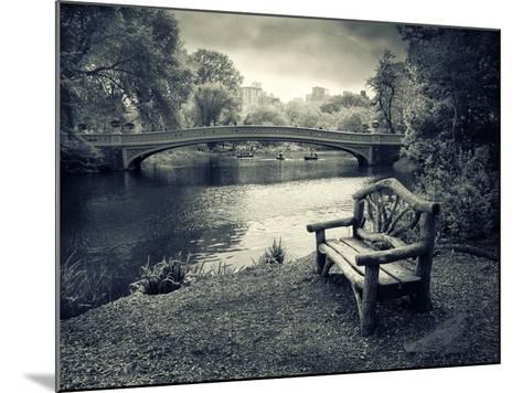 Bow Bridge Nostalgia-Jessica Jenney-Mounted Giclee Print