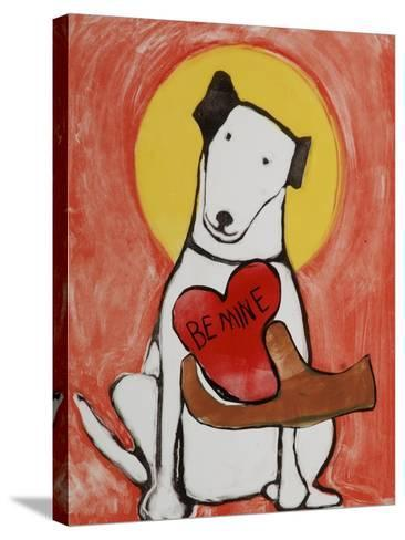 Be Mine-Jennie Cooley-Stretched Canvas Print