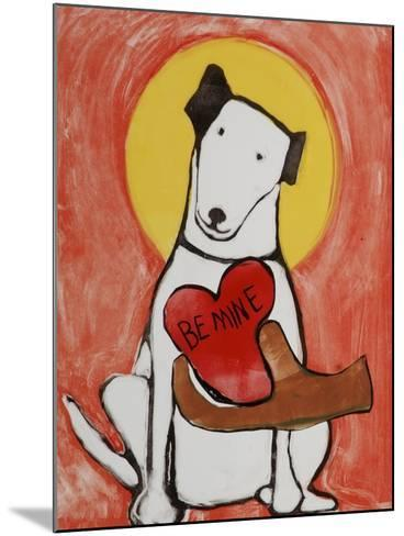 Be Mine-Jennie Cooley-Mounted Giclee Print