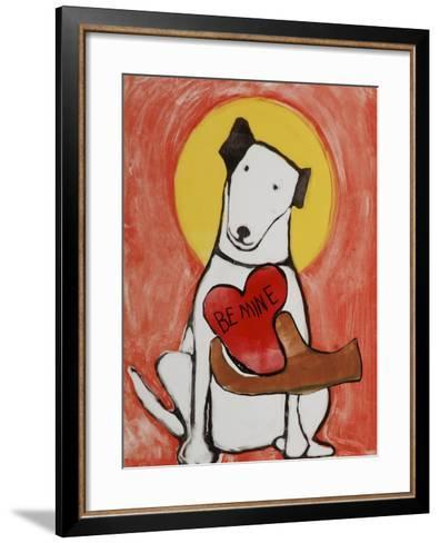 Be Mine-Jennie Cooley-Framed Art Print