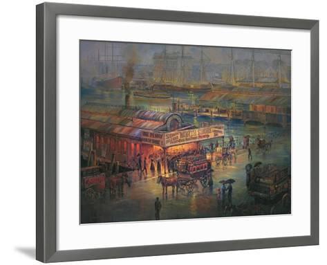 Penny Fare-John Bradley-Framed Art Print