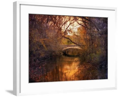 Autumn Finale-Jessica Jenney-Framed Art Print