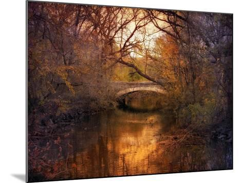 Autumn Finale-Jessica Jenney-Mounted Giclee Print