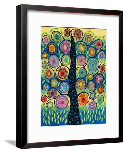 Pastel Tree of Life-Kerri Ambrosino-Framed Art Print