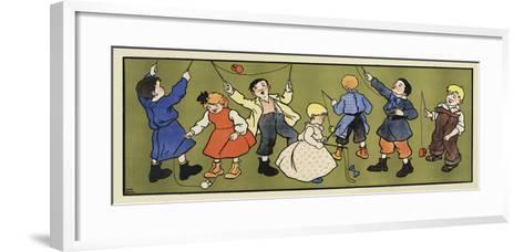 Children s Panel - Boys-Marcus Jules-Framed Art Print
