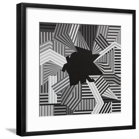 Abstract-Manuel Ros-Framed Art Print