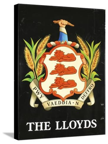 The LLoyds-Marcus Jules-Stretched Canvas Print