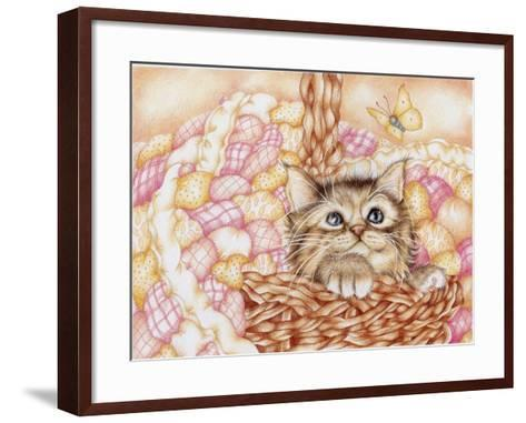 Pinkie-Karen Middleton-Framed Art Print