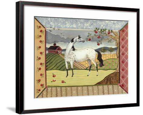 Apple Harvest - September 2-Kristin Bryant-Framed Art Print