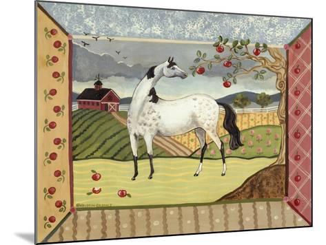 Apple Harvest - September 2-Kristin Bryant-Mounted Giclee Print