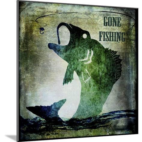 Gone Fishing-LightBoxJournal-Mounted Giclee Print