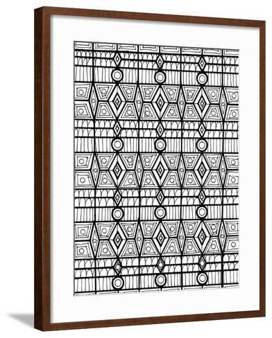 Diamonds-Laura Miller-Framed Art Print
