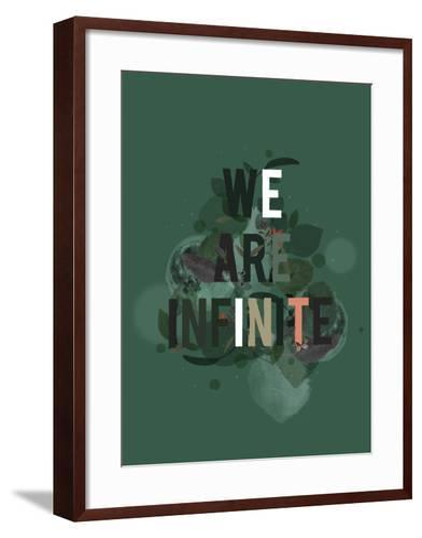 The Infinite-Kavan & Company-Framed Art Print
