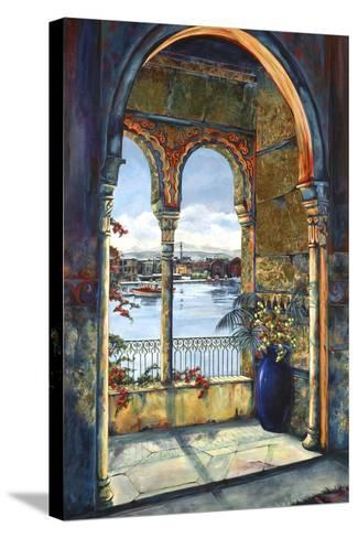View from the Alhambra-Karen Stene-Stretched Canvas Print