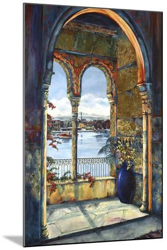 View from the Alhambra-Karen Stene-Mounted Giclee Print