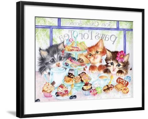 Sugar Lumps-Karen Middleton-Framed Art Print