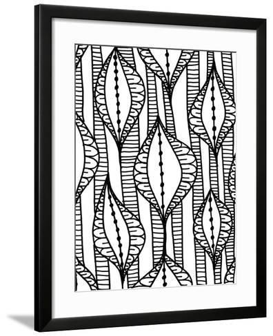 Pods-Laura Miller-Framed Art Print