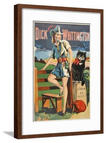 Dick Whittington-Marcus Jules-Framed Art Print
