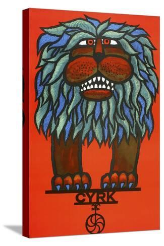 Cyrk-Marcus Jules-Stretched Canvas Print