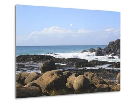Aussie Rocks 3-Karen Williams-Metal Print