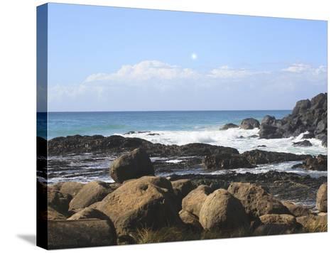 Aussie Rocks 3-Karen Williams-Stretched Canvas Print