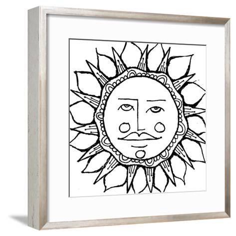 Sun Guy-Laura Miller-Framed Art Print