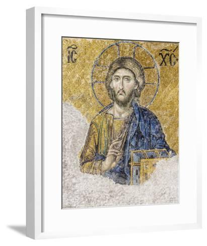 Christ-Marcus Jules-Framed Art Print