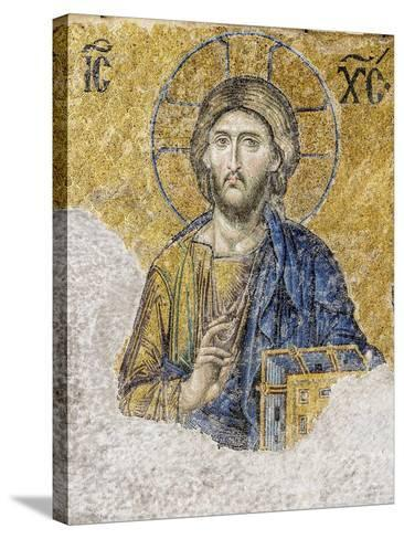 Christ-Marcus Jules-Stretched Canvas Print