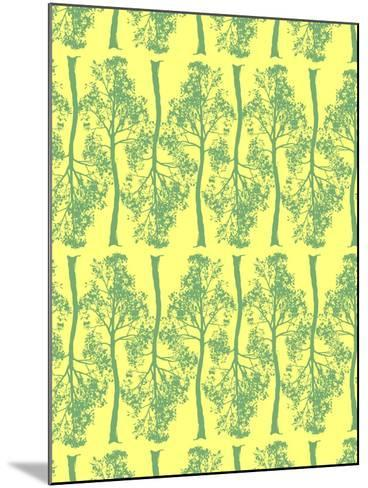 Tree Contrast-Josefina Baumann-Mounted Giclee Print